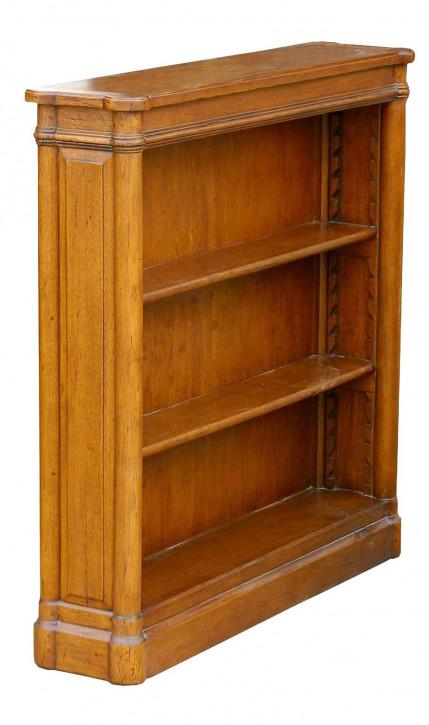 Regal im Antik-Design aus Holz - 2 Regalböden