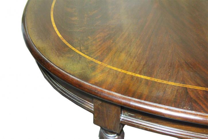 mahagoni Esstisch Dining Table