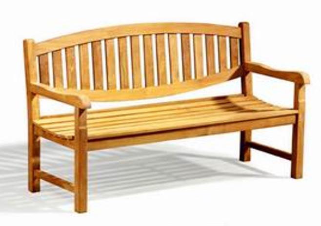 Gartenbank Ascot Bench 100cm