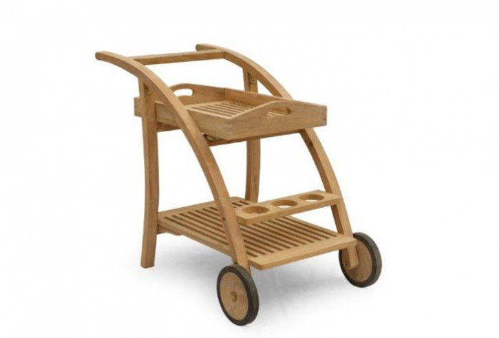 """Garten Teak Trolley """"Modernico"""""""