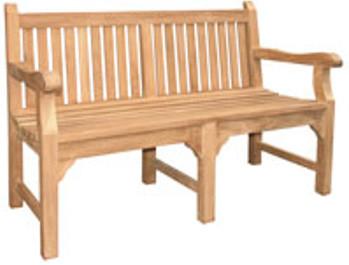 Gartenbank Park Bench 100cm