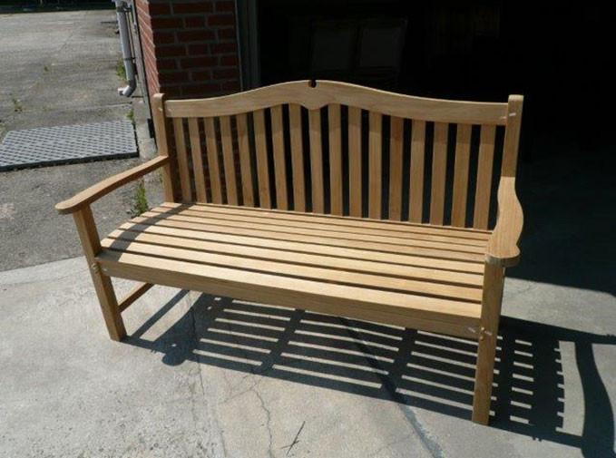 Gartenbank Mali Bench 100cm