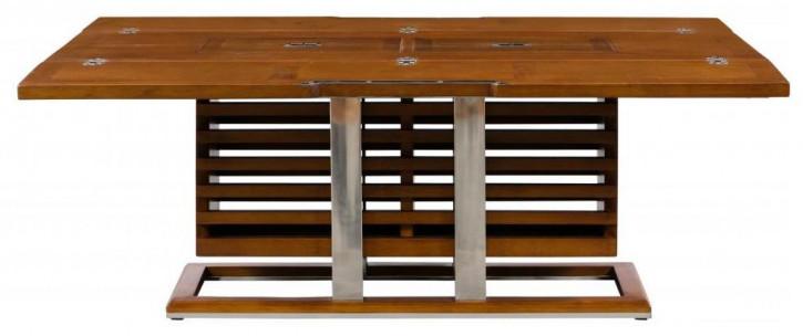 Retro Vintage Art Deco Sofatisch Couchtisch Massivholz Holztisch