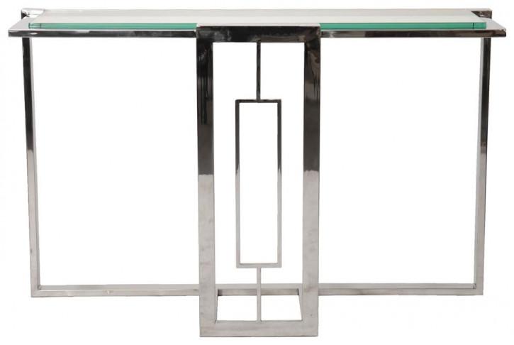 Delta Etagere Gamma Inox Glas Stahl