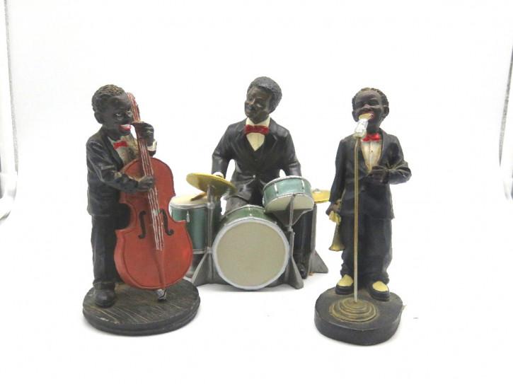 Jazzmusiker Gruppe Vintage France