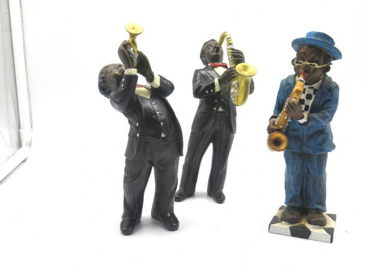 Jazzmusiker Bläser  Vintage France