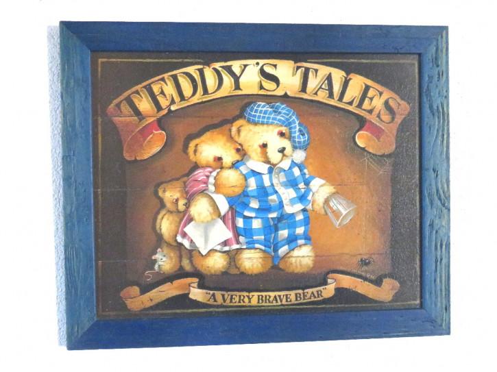 Teddybild (1 von 2)  Teddy Tales England