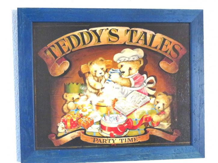 Teddy Bild (2 von 2)  Teddy tales england