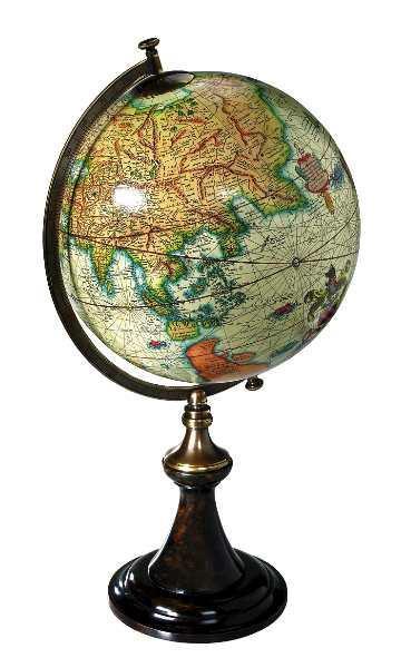 Globus - Mercator 1541