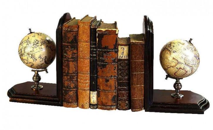 Globen Bücherenden