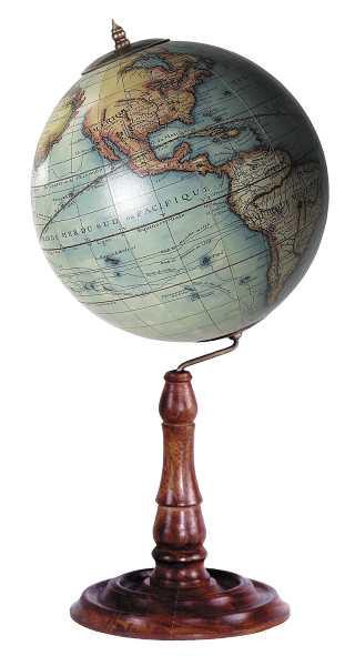 Globus - Vaugondy Globe 1745