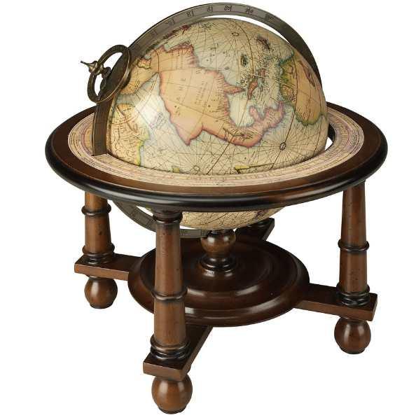 Globus Navigators Terrestrial
