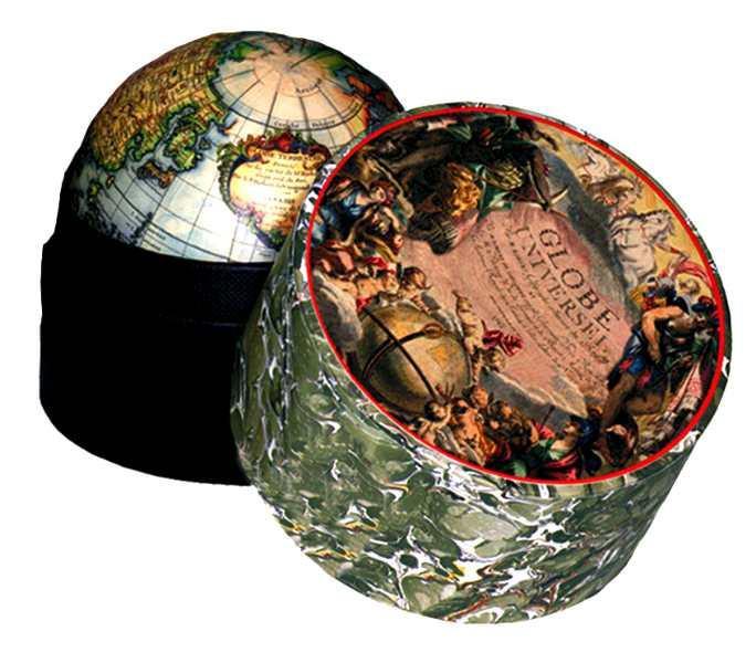 Globus 1745 Vaugondy Klein