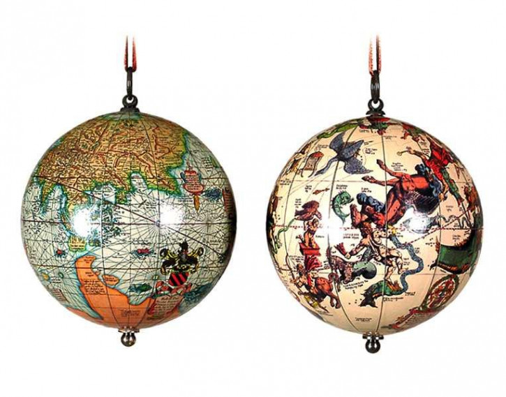 Globen - The Earth & Heavens 1551 AD