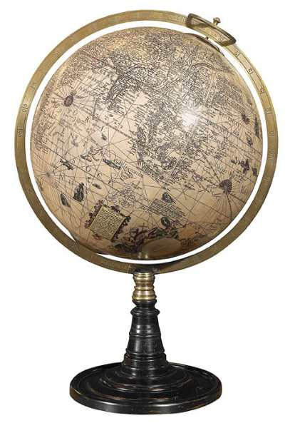 Globus - Old World Globe Stand