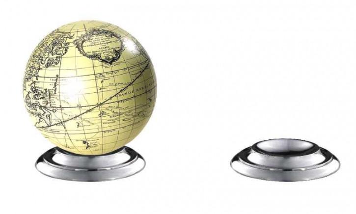 Globus Base, Aluminium