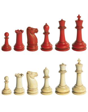 Staunton Schachfiguren Set