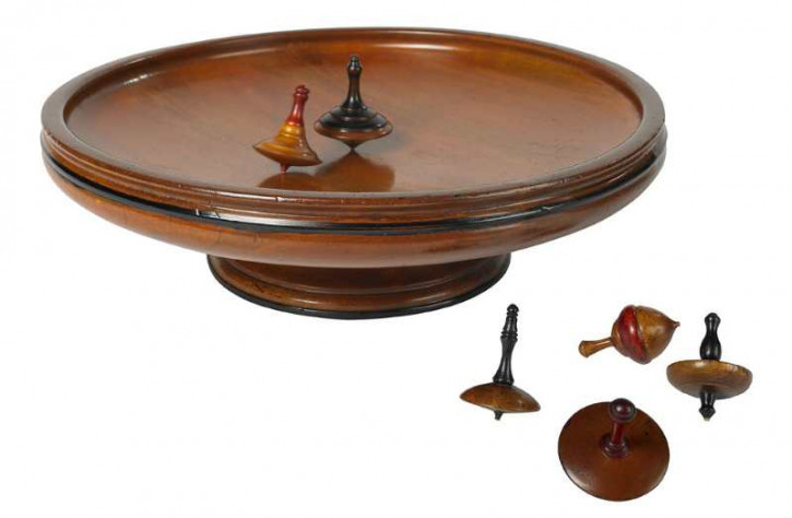Spiel - Spinning Tops & Board, Kreiselspiel
