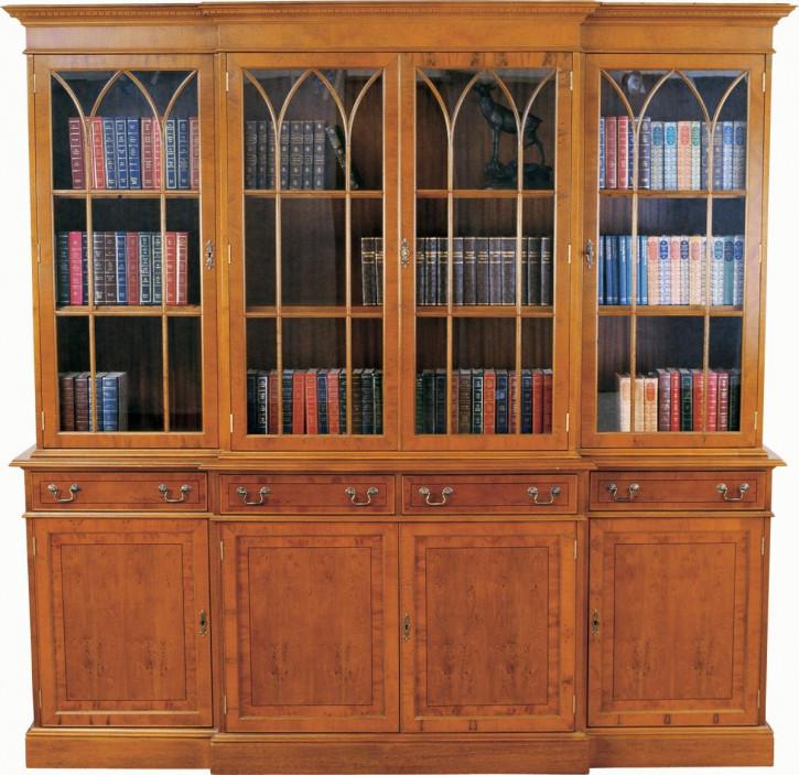 Georgian Bookcase Bücherschrank