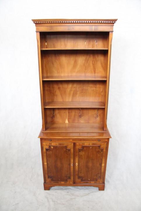 Bookcase Wohnzimmerschrank Barschrank Eibe