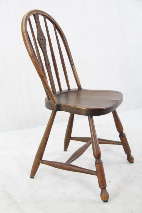 "Caféstuhl ""Windsor Wheelback"" Küchenstuhl aus England"