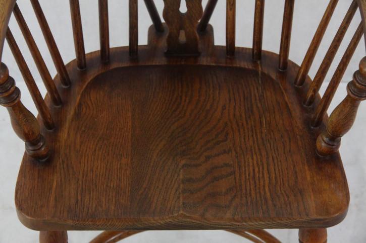 "Landhausstuhl ""Windsor wheelback"" Original aus England"