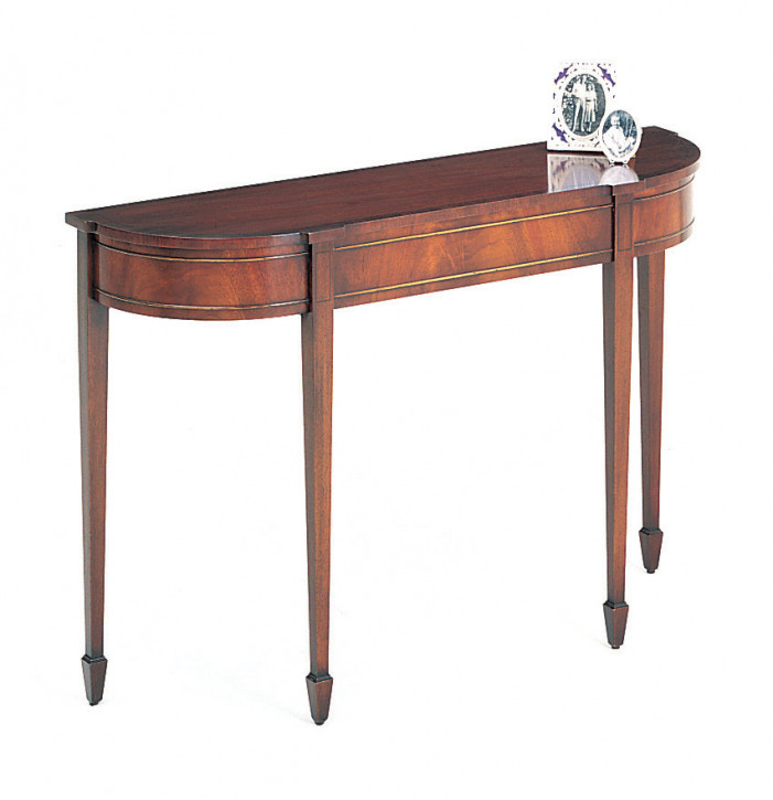Bevan Funnell Hall / Sidetable mit Schublade in Mahagoni