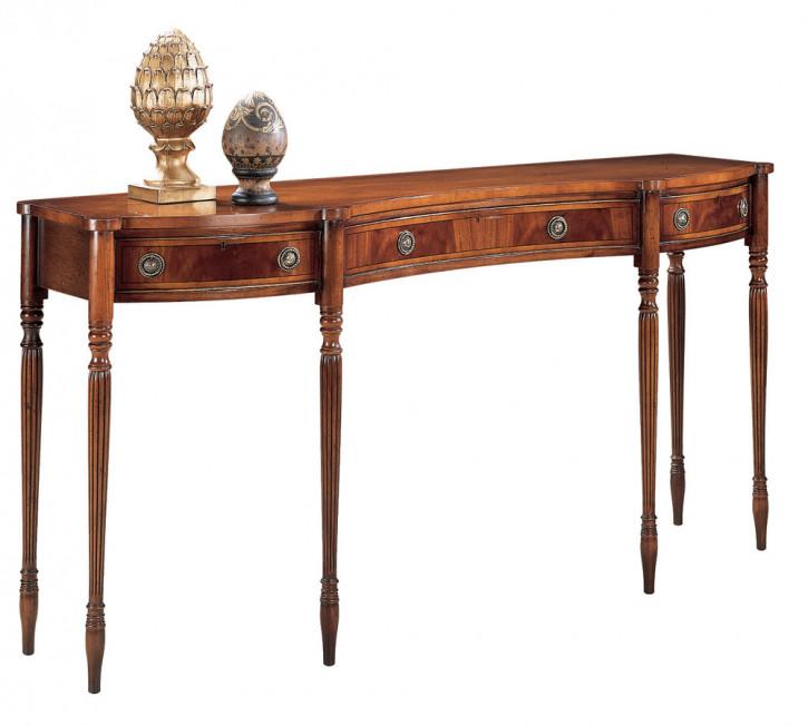 """Bevan Funnell Hall Tisch """"Loona"""" in Mahagoni"""