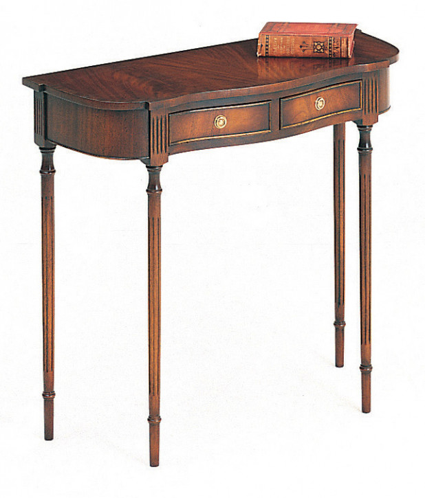 "Bevan Funnell Hall Table ""Millie"" in Mahagoni"