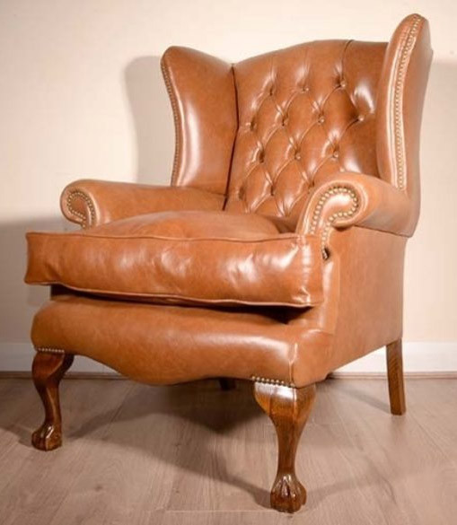 """Hampshire Wingback"" Chesterfield Ohrensessel"