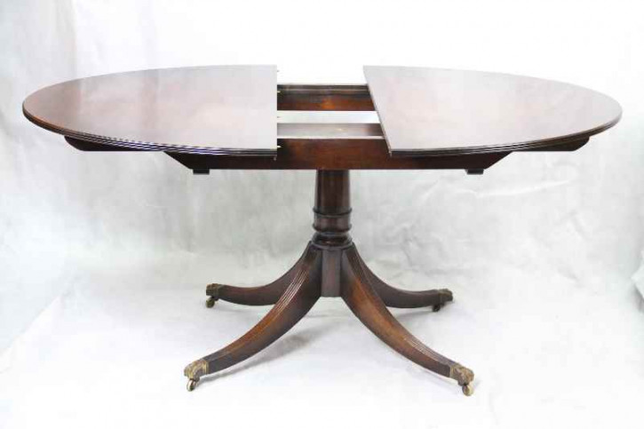 Edwardian Table Mahgoni Tisch  1890