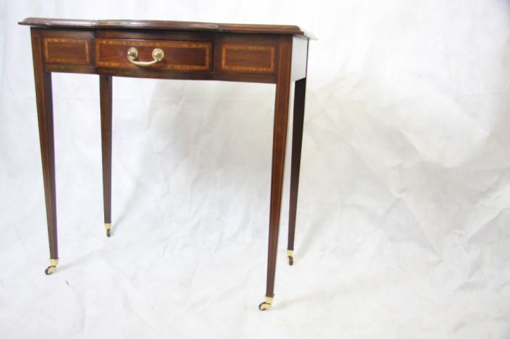 Mahagoni Schreibtisch Ladies Desk Edwardian 1890