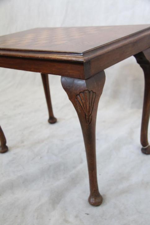Sofa table  Schachtisch Couchtisch Spieltisch Antik