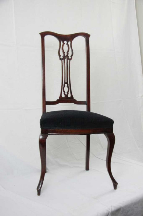 Simple Chair Mahagoni