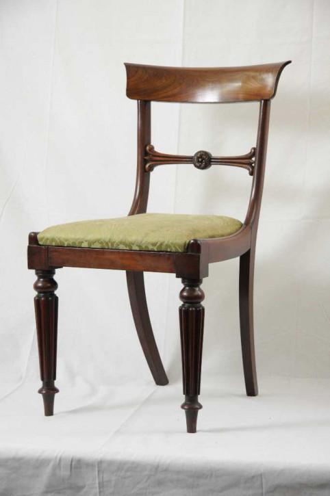 Viktorianischer Stuhl