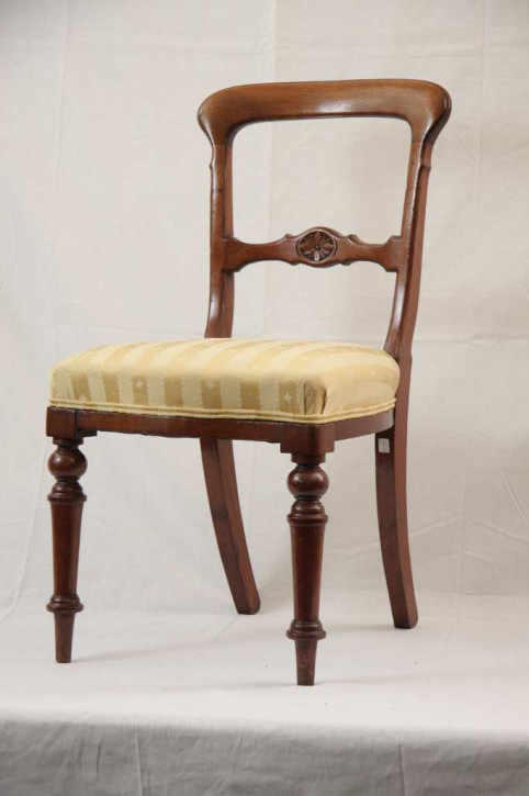 Ballon Back Chair - Victorian 6er Satz