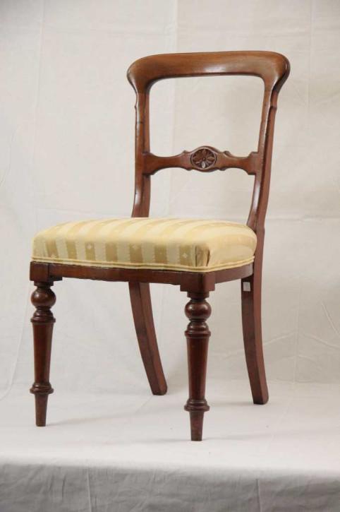 Ballon Back Chair - Victorian 6er Satz