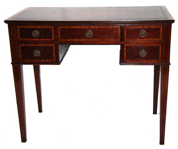 Ladys Desk Edwardian Mahagoni