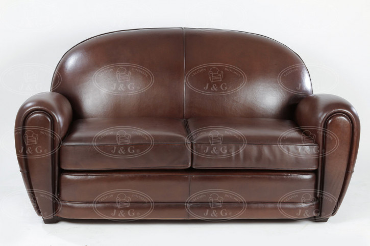 """Boston"" Clubsofa Zweisitzer"