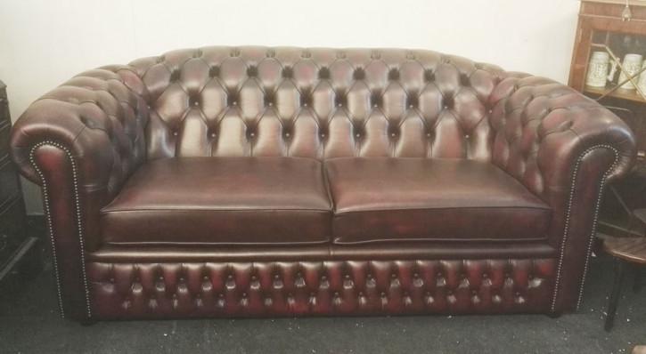 """Cambridge"" Chesterfield Sofa 3-Sitzer"