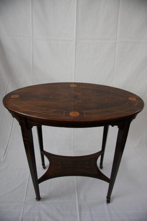 Occasional Table Spät Viktorianischer Zeit Palisander