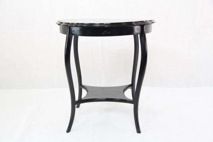 Mahagoni Tisch Teatime im spätem 19JH Original