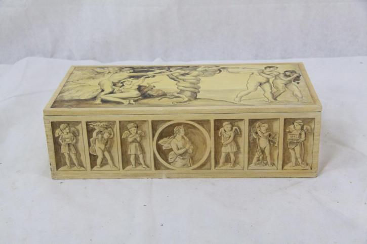 Adam and Eve Box Vintage Box England