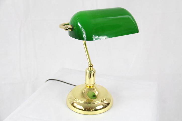 Bankerslamp Gold Klassik 2