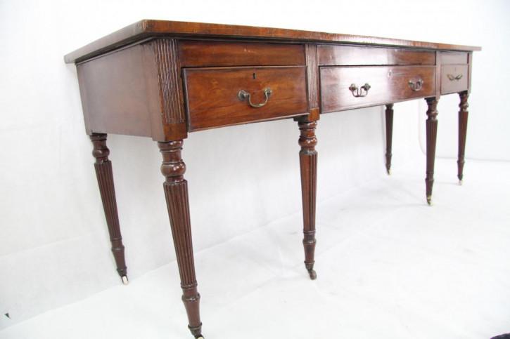 Sideboard Anrichte Mahagoni England 1860