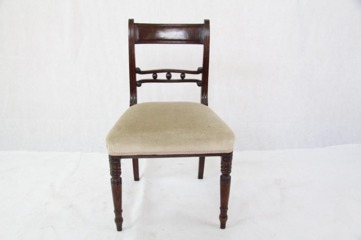 4K Single Chair Esszimmerstuhl/Sekretärstuhl Victorian