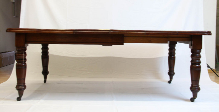Esstisch Mahagoni Victorian Massivholz