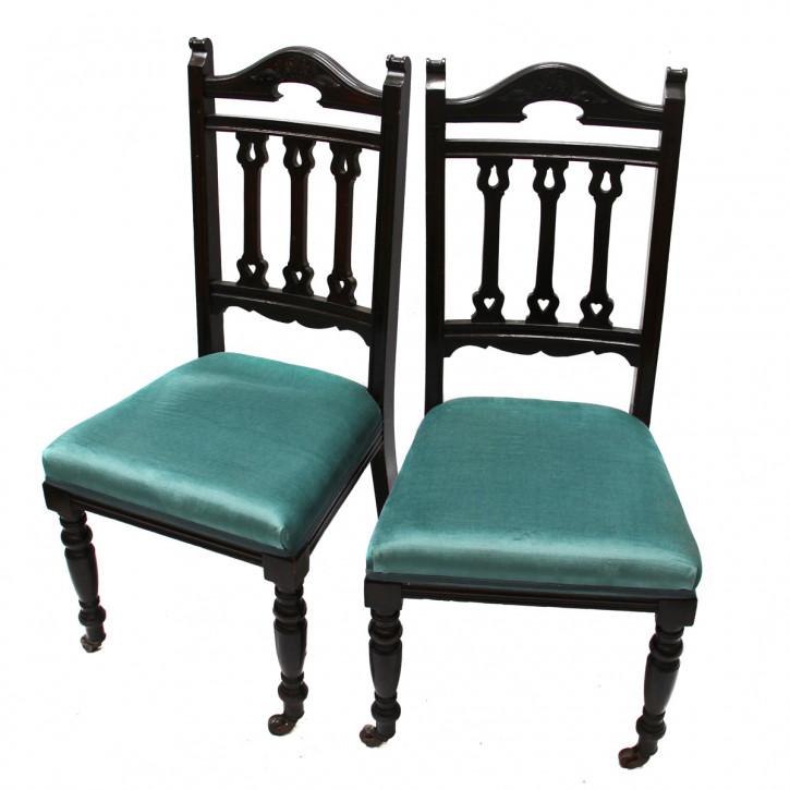 Victorian Chair Mahagoni (4er Satz vorhanden)