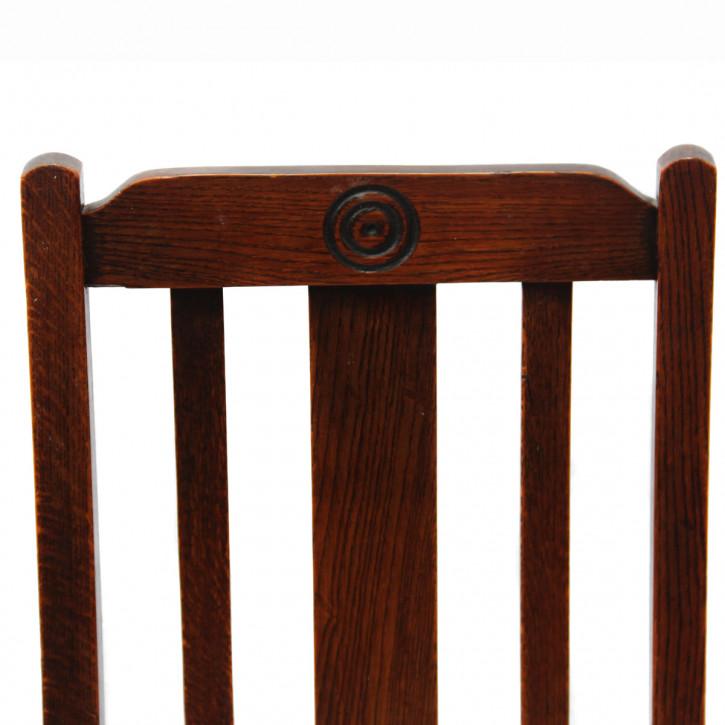 Kitchen Chair England Eiche 1920