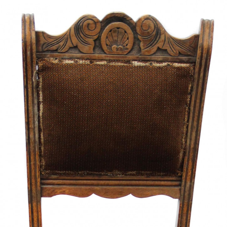 Victorianischer Esszimmerstuhl